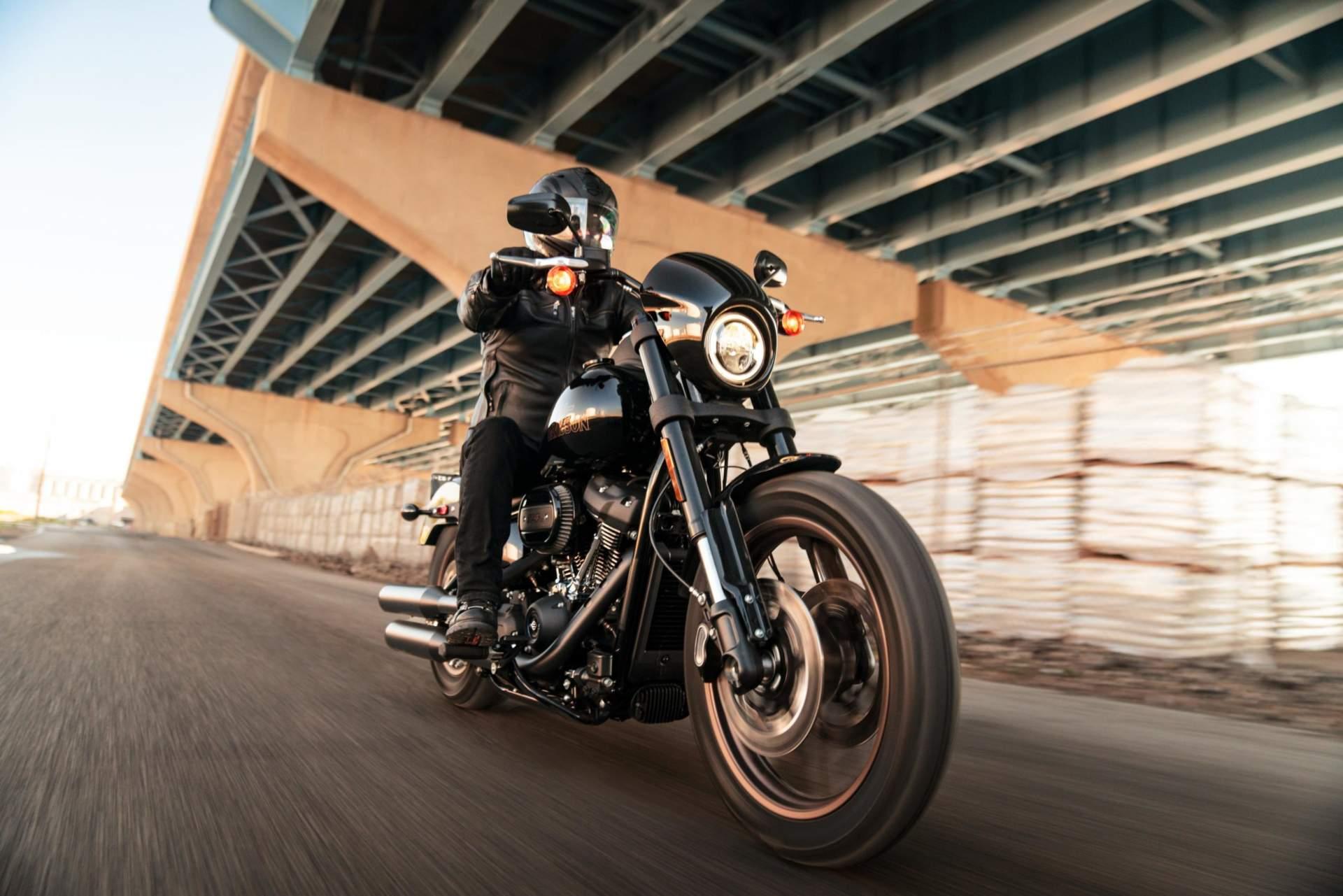 Softail Low Rider® S (FXLRS)